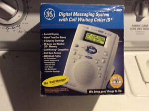 DIGITAL MESSAGING SYSTEM WITH CALLER ID