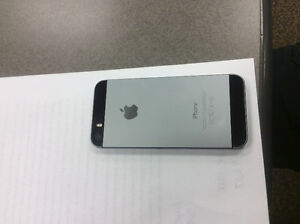 iphone 5s 16 GB in excellent condition for sale!!! London Ontario image 2