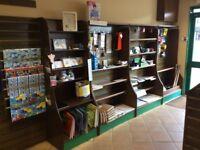 Shop fittings