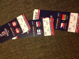 World Juniors Hockey Tickets-Buffalo