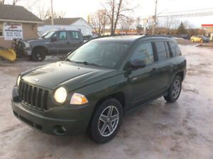 2009 Jeep Compass,4x4,North Edition,Auto,New Feb,MVI,$3950.0