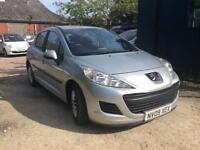 Peugeot 207 1.4 ( a/c ) ( 09 ) S 12 MONTH MOT HPI CLEAR
