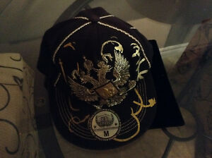 Brand new KB Ethos hat medium black