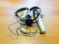 Xbox headset with microphone