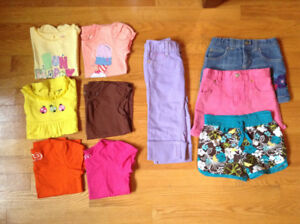 Lot of 10 Size 5 Summer Items