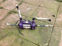 EASIBOOST shower power pressure booster £20