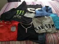 MENS/TEENAGERS BUNDLE SIZE SMALL EXCELLENT CONDITION