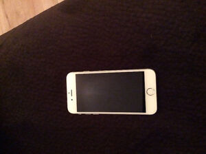 iPhone 6 16gb grey and white like new London Ontario image 1