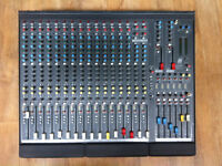 Console Allen & Heath GL 2200-16