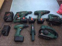 BOSCH Power Tools - joblot