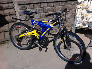 SUPERCYCLE HOOLIGAN DOWNHILL EDITION. LIKE NEW!
