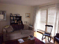 3rd flr corner Bright 1BR Available March 1