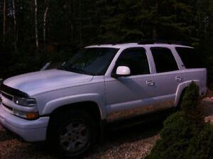 2005 Chevrolet Tahoe Z71 SUV, Crossover