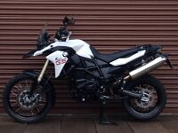 BMW GS F800 ABS 2014. Only 15884miles. Nationwide Delivery Available..