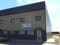 ACHESON OFFICE / WAREHOUSE FOR SALE OR LEASE / LEASE TO OWN