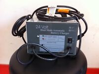 Lester 24 Volt 8 AMP Charger  - Brand New In The Box