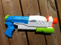 Two alike costco water guns. Used once
