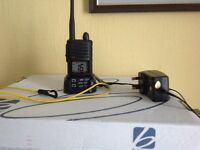 Standard horizon hx270e submersible hand-held marine vhf radio