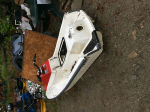 Yamaha wave runner for parts