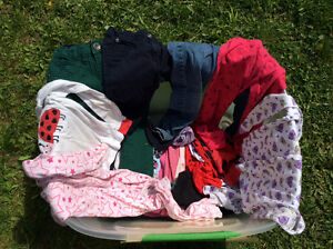 Pyjamas fille 4-5 ans