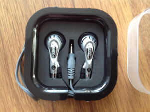 Coby Earphones brand new