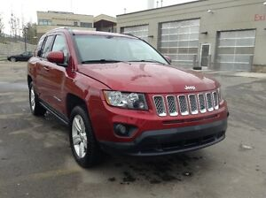 2014 Jeep Compass Sport Edition SUV, Crossover