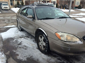 2002 Ford Taurus SEL Wagon *Valid E Tests till 2018*