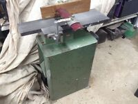 "Inca 5"" rebate planer jointer"