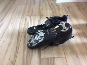 Under Armour football cleats - size 14