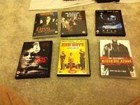 Assorted DVD's