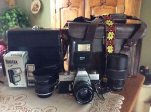 Caméra Minolta 35mm SRT101