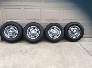 RAlly wheels. 4