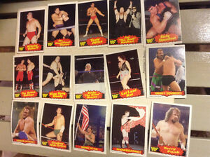 1985 WWF Wrestling cards (second series)