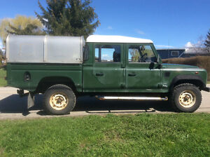 2000 Land Rover Defender 130 Wagon
