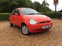 Ford Ka 1.3 Style !! VERY VERY LOW MILEAGE 16K !!!