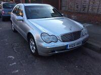 2001 Mercedes c200k 12 months mot 71000 miles £1395 ono