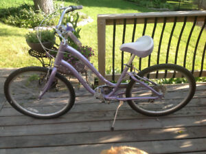 Comfy Cruiser bicycle