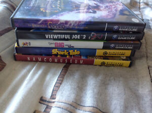 Namcomuseum for Gamecube up for sale/trade