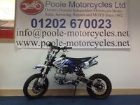 Stomp 140 pitbike 2014 in poolemotorcycle graphics