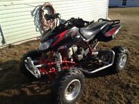 2008 DVX 400 WITH PAPERS! ($3000 OBO) or trade!