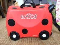 Ladybird TRUNKI kids travel suitcase
