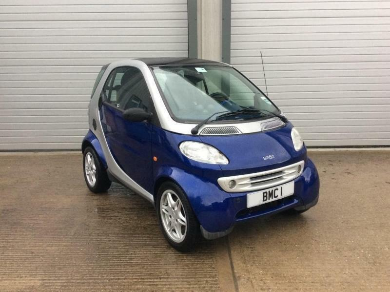 2001 Smart Fortwo 0.6 City Passion 3dr