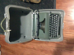 Vintage manual typewriter for sale