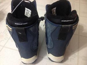 Snow board boots for sale men's sizes 8 & 11 Kingston Kingston Area image 5