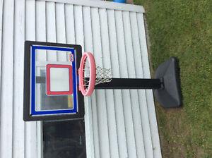 Panier de basket pour tout-petits