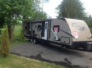toyhauler,travel trailer