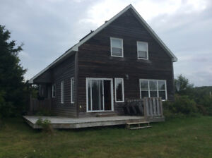 Remote Oceanside Retreat on Cape George 35 min from Antigonish