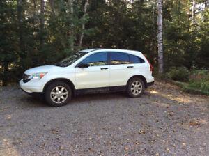 Honda CRV 2010, 4WD, à vendre