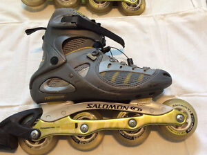 Salomon Women's Elite2 Roller Blades (size 9)