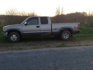 2000 GMC For Parts